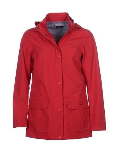 Barbour Ceket Kırmızı